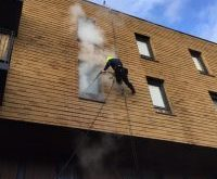 rope access cleaning & maintenance